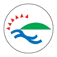 Logo for Gangdong-gu Municipal Government of Seoul.
