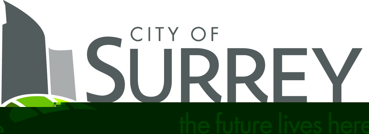 Logo for City of Surrey.