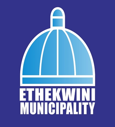 Logo for eThekwini Metropolitan Municipality.