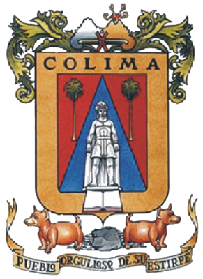 Logo for Municipality of Colima.