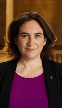 Photograph of Mayor of Municipality of Barcelona.